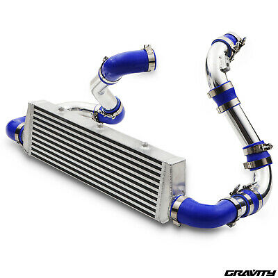Alloy Front Mount Intercooler Fmic Kit For Vauxhall Opel Astra G Mk4 Gsi Z20Let