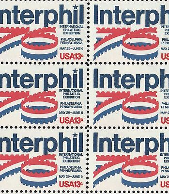 1632    Interphil    M Nh  Full Sheet Of   50   Special  Sale  At  Face