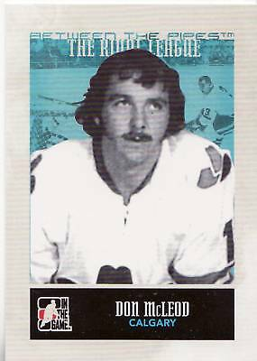 2009-10 ITG Between The Pipes # 141 Don McLeod