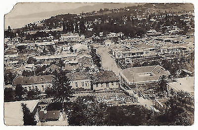 1920s Early Soviet Russia Sochi View Real Photo Vintage Postcard