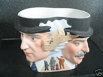 Avon WRIGHT BROTHERS Character Mug w/ Box 1985