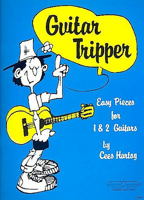 Hartog, Cees ,Guitar Tripper : Easy pieces for....