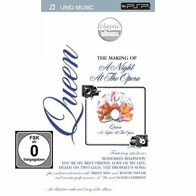PSP UMD - QUEEN - A NIGHT AT THE OPERA (Classic) **NEU*