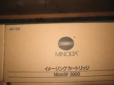 Qty 1 New Minolta Msp3000 Toner Imaging Unit 4161-106 4161106