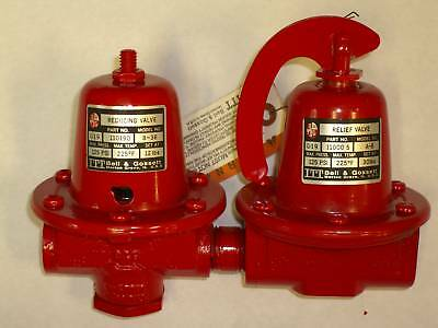 "Bell & Gossett 110199 #8 1/2"" Reducing and Relief Valve"
