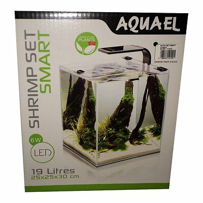 Aquael Aquarien Shrimp Set 20L Garnelen Aquarium Fische