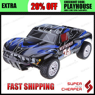 HSP 2.4Ghz RC Car 1/10 Electric Rally Short Course RC Truck 55901