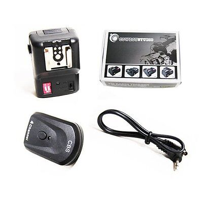 Cowboystudio NPT-04 4 Channel Wireless Hot Shoe Flash Trigger & Receiver
