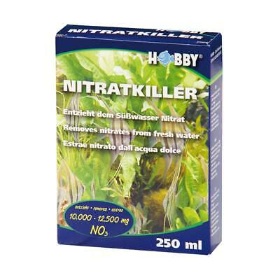 Hobby Nitratkiller 250ml Nitrat Killer NO3 (39,6€/L)
