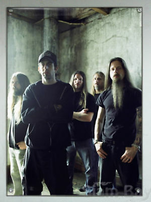 New LAMB OF GOD Palaces Ashes Vinyl Banner Poster 27x39