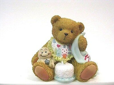 "Cherished Teddies Birthday - Age 1 "" Beary Special One """