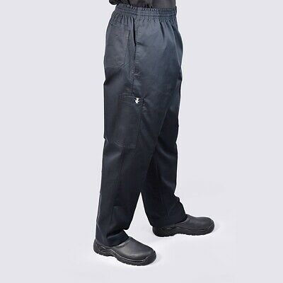 Chef Pants - Great Quality and Most Durable Chef Pants - Check Or Black Pants
