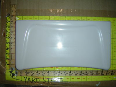 """Gerber toilet tank commode lid top cover 28-790  A11 #1 jr. 17.25"""" X 9""""  WHITE"""