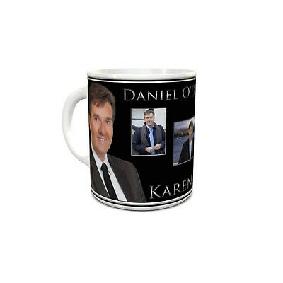 Daniel O'Donnell Mug custom printed with your name unique unusual gift id18940