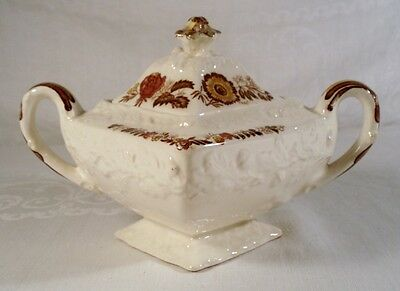 Masons Friarswood Sugar Bowl(s) with Lid(s)