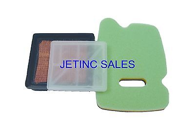 Air Filter Set Fits Partner Husqvarna  K-750 1  3 Pc Combo