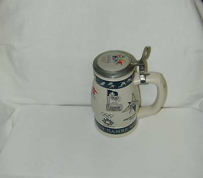 Nagano 1998  Winter Games Olympic Stein-New