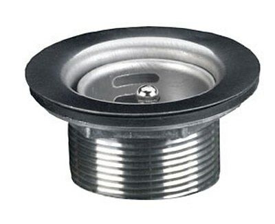 COMMERCIAL KITCHEN STAINLESS STEEL MINI SINK DRAIN