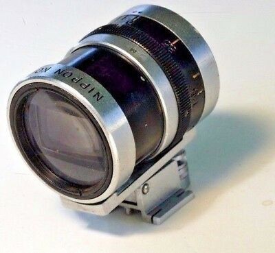 Nikon finder rangefinder universal varifocal 35-135mm S or S2