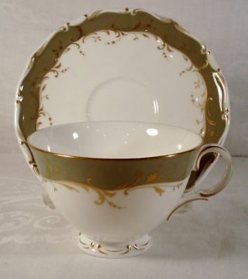 Royal Doulton Fontainebleau Cup and Saucer