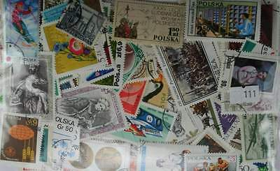 Poland. 500 stamps.(111)