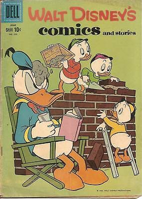 Walt Disney's Comics and Stories #225 G/VG