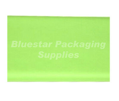 Lime Green Quality Tissue Paper 60 Sheet 500 x 750mm