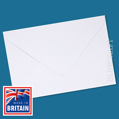 1000 x A5 C5 White Envelopes for Greeting Cards Invites