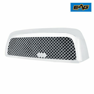 07-09 Toyota Tundra Mesh Grille Grill ABS Chrome Replacement With Shell