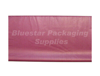 Burgundy Quality Tissue Paper 480 Sheet 500 x 750mm