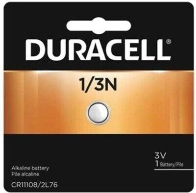 1 x duracell lithium 1 3n 3v button cell battery 2l76 dl. Black Bedroom Furniture Sets. Home Design Ideas