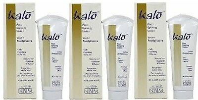 Nisim 3 Kalo Lotion Post Epilating Lotion Permanent Hair Removal FREE SAMPLES