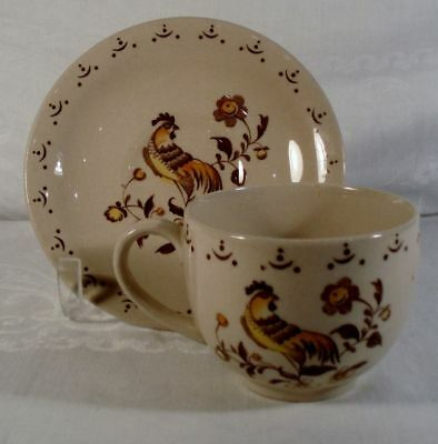 Johnson Brothers Sun Up Cup & Saucer