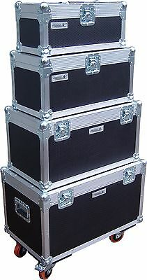 Russian Doll Full Set Swan Flight Case Road Cable Trunk (Hex)