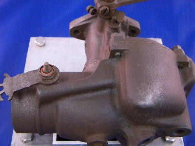 Zenith 1 BBL Updraft 11902B  Industrial Carburetor