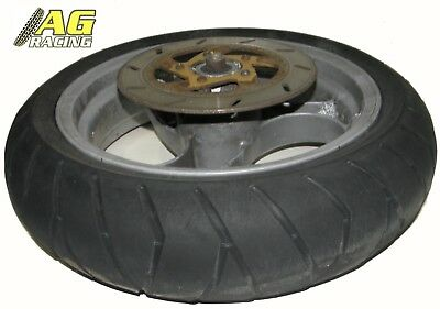 Piaggio NRG MC3 2003-2005 3 Spoke Alloy Front Wheel