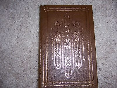 The Age of Innocence by Edith Wharton/HC/Leather/Literature & Fiction//Drama