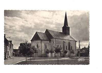36 AMBRAULT l'eglise - CPSM