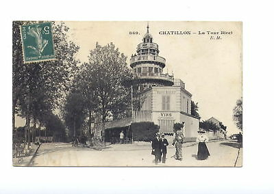 92* CHATILLON la tour biret