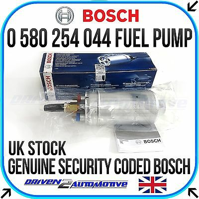 100% Genuine Bosch 044 Fuel Pump Only Promo Price New