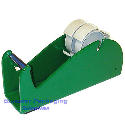 HEAVY DUTY Metal Tape Desktop 50mm Bench Dispenser
