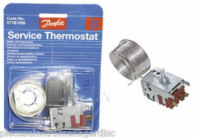 Thermostat de cave à vin DANFOSS N° 8