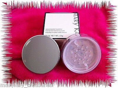 mary kay MINERAL POWDER foundation - BEIGE 1 - Brand New