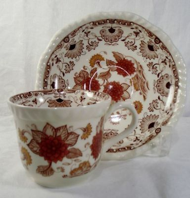 Adams Cornwall Cup and Saucer