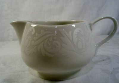 Easterling Double Damask Creamer
