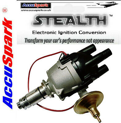For Land Rover 1953-1976  25D type  AccuSpark Electronic Ignition  Distributor