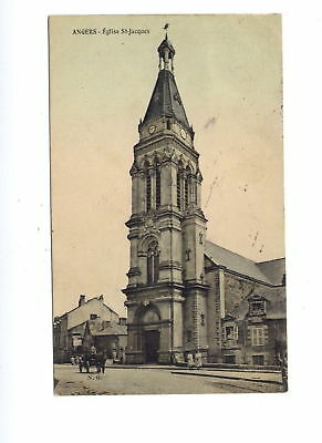 49* ANGERS eglise st jacques