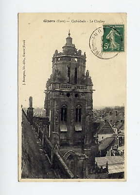 27* GISORScathedrale - le clocher