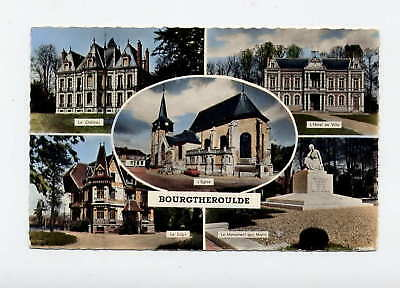 27* BOURGTHEROULDE CPSM multivues