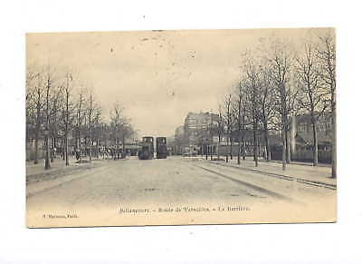 92* BILLANCOURT route de versailles - la barriere